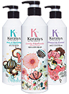 Kerasys Shampoo- Collaboration with Yellena James