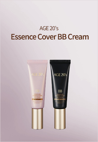 AGE 20's Essence Cover BB Cream